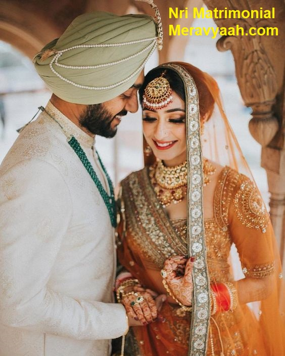 Beautiful Sikh Couple