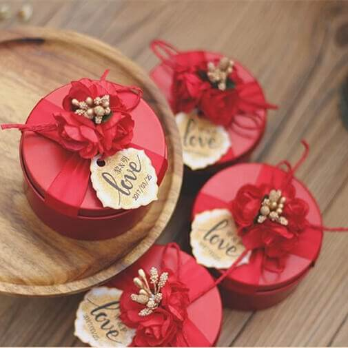 Shower Favors as Special as the Bride