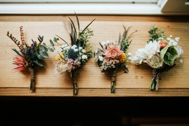 Low-budget Wedding Centerpieces Ideas