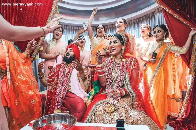 The Magic is in the Yes! - happy married life