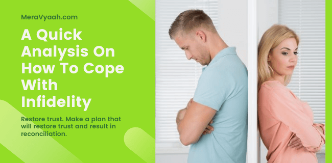 A Quick Analysis On How To Cope With Infidelity