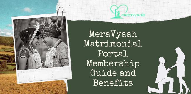 Matrimonial Membership Guide