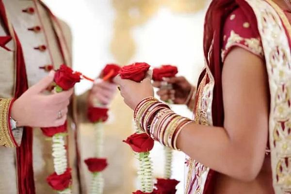 Varmala - Jain Wedding