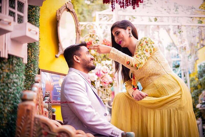 NRI or Indian bride/groom