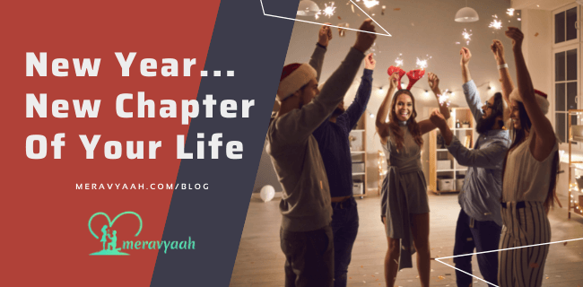 New Year... New Chapter Of Your Life